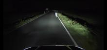 Natkørsel bliver til en leg med Fords nye lysteknologi
