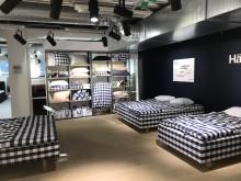 Blomsterbergs sängar har öppnat ny butik i Malmö
