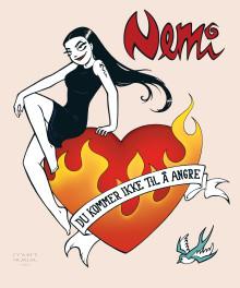 Lise Myhre signerer ny Nemi-bok på Outland