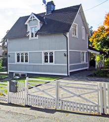 Industrimålad eller handmålad ytterpanel? Woody Bygghandel och Svenskt Trä ger dig svaret!