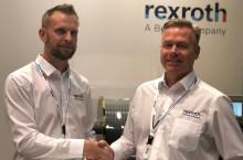 Ny administrerende direktør i Bosch Rexroth AS