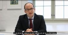 """HaV:s generaldirektör Jakob Granit i intervju: """"Vi vet att de här vraken utgör en stor miljörisk """""""