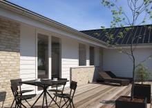 Undersökning villor: Återanvänt material starkaste fasadtrenden