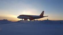 Premiär för easyJet från Köpenhamn till Åre Östersund Airport