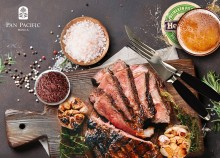 All You Can Steak and Grill at Pan Pacific Manila