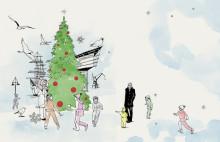 En julsaga med extra allt – Dickens möter Elvis och 39 barn