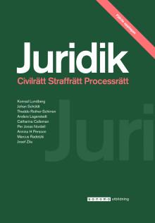 Storsäljaren Juridik med en ny förklarande ordbok