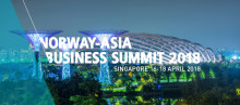 ANNOUNCEMENT: Norway-Asia Business Summit 2018