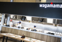 Wagamama inntar Avinor Oslo lufthavn