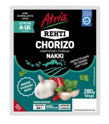 Suomen paras nakkimakkara 2018: Atria Rehti Chorizo