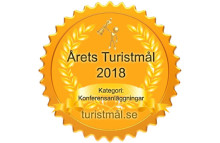 """Gullmarsstrand """"Årets Turistmål"""" för fjärde året i rad"""