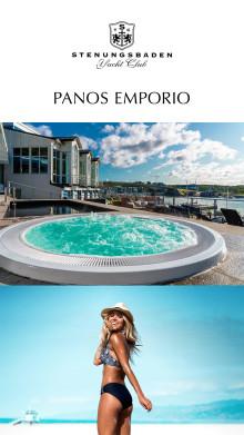 Stenungsbaden och Panos Emporio skapar tillsammans, Staycation!