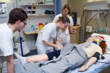 Simulering i vårdutbildning får internationell utmärkelse