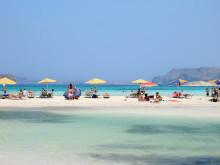 Kretas finaste stränder