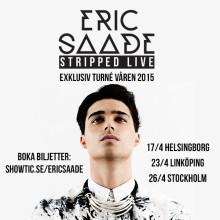 Saade inleder sin turné i Helsingborg