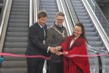 Åpning av Bybanen til Flesland
