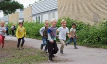 Hagabergskolan tar sig jorden runt med hjälp av Skolloppet