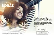 Team Borås kraftsamlar för evenemangsåret 2017