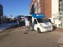 Beratungsmobil der Unabhängigen Patientenberatung kommt am 5. Juli nach Waren (Müritz).