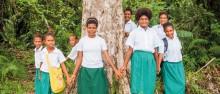 Notre engagement environnemental - sauver les arbres, les communautés et développer les opportunités
