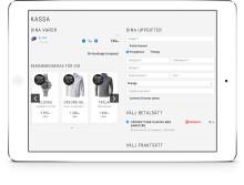 Merförsäljning i kassan. Ny funktion som garanterat ökar försäljningen.