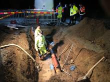 Boende i Elleholm och Forsbacka måste koka sitt vatten efter avloppsläcka