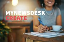 Vorzügliches zum Vorzugspreis: Mynewsdesk Create für perfekten Content