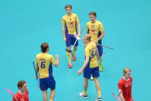 Sveriges U19-herrar klart för VM-semifinal efter storseger
