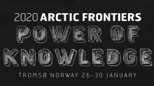 Arctic Frontiers 2020 - Power of Knowledge