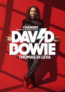 """CHANGES"" - David Bowie tolkad av Thomas Di Leva"