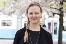 Ny ordförande i svenska Amnesty
