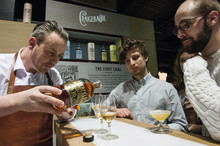 Stockholm malt, mat och destillat utmanar de etablerade mässorna – ska erbjuda ett alternativ för livsnjutare