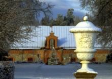 Julmarknad på Steninge Slott