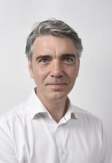 Gustav Olsson tillträder idag som chef för Kulturen