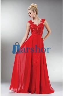 6 tips om te slayen met die rode jurk die altijd in je kast blijft hangen