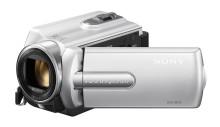 Mit Leichtigkeit und Mega-Zoom: Die neuen Camcorder DCR-SX15E und SR15E von Sony