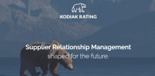 Supplier Relationship Management, shaped for the Future.