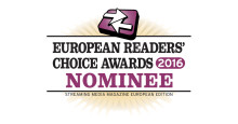Xstream is nominated in 7 categories for the Streaming Media Europe Readers Choice Award 2016