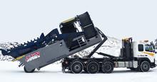 Smidigt och effektivt sorteringsverk premiärvisas på MaskinExpo