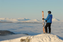 Lillehammer Ski Resort: fem skidorter på ett liftkort