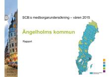 Medborgarundersökning Ängelholm 2015