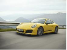 Less is more – nya Porsche 911 Carrera T