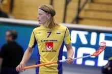 Fem debutanter till Finnkampen 2 februari i Esbo, Finland