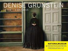 Påminnelse inbjudan pressvisning av Denise Grünstein - En face den 18 februari kl 10