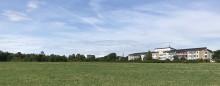 450 nya bostäder kan byggas norr om Dalbyvägen