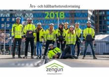 Zengun publicerar års- och hållbarhetsredovisning
