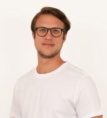 Ny medarbetare: Mårten Brorsson