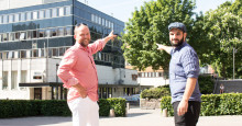 Hells Burger och SMAK förvandlar Hötorget till VM-fest i Borås