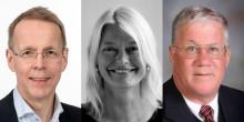 Läkare, arkitekt och statistikprofessor är årets hedersdoktorer