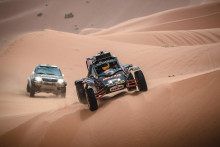 Marlink provides managed tracking service to protect Morocco Desert Challenge racers